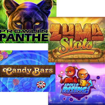 The Best Slot Games by IGT